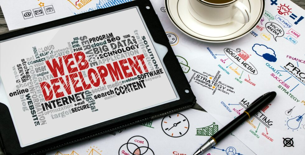 Different Types of Web Development Services