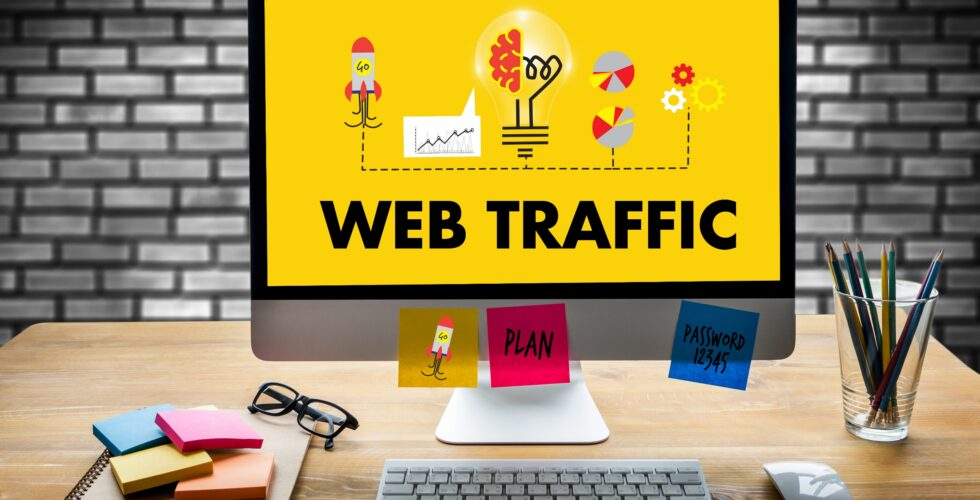 5 Ways an Ecommerce Web Design Company Can Increase Website Traffic