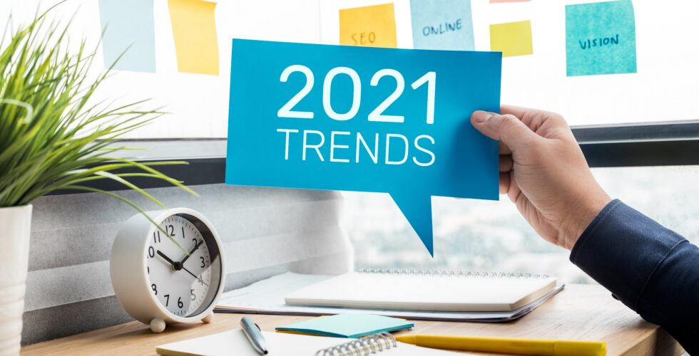 Top 7 Dominant Web Design Trends for 2021