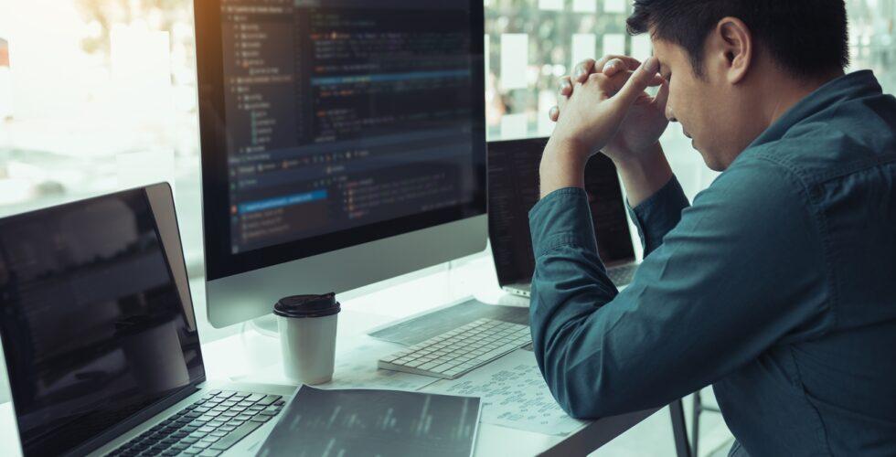 6 Unavoidable Problems Website Development Firms Run Into