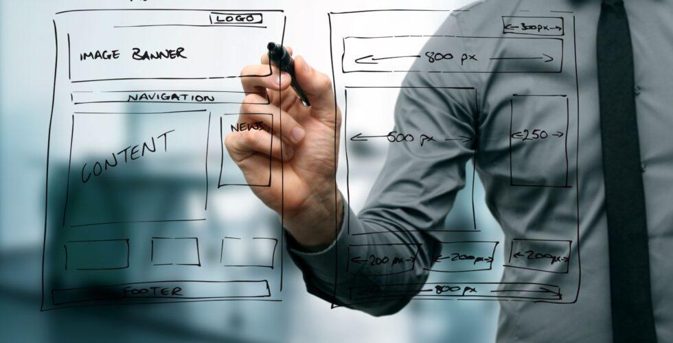 web site design trends