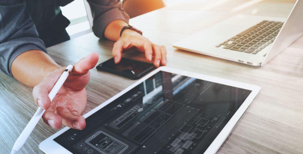 start a web design business