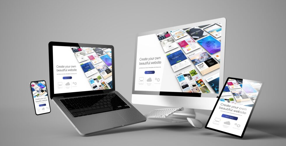website development company website