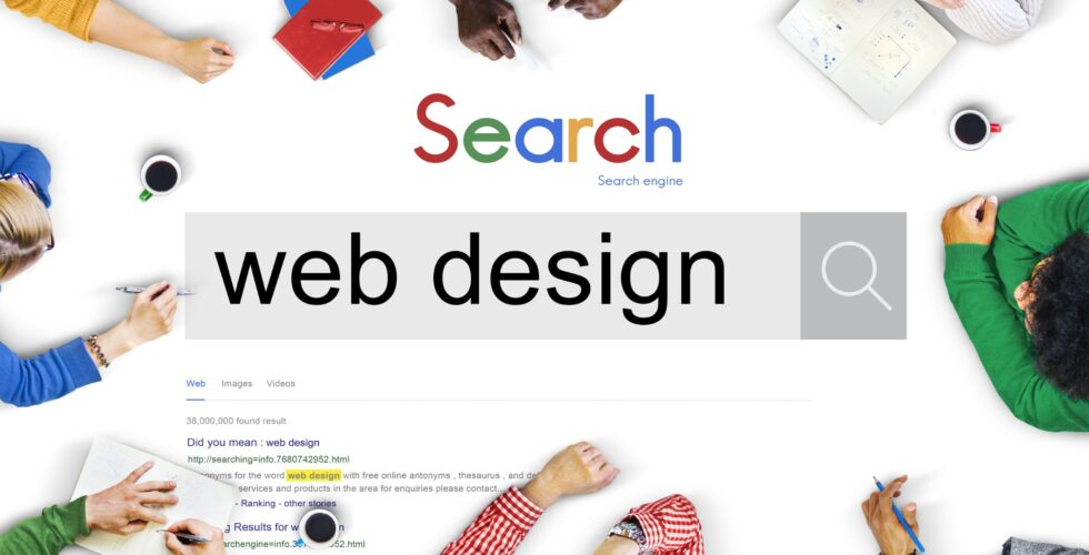 great web design examples